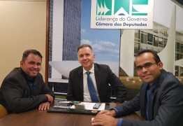 """""""Nossa cidade é um canteiro de obras por conta de Aguinaldo Ribeiro"""", diz prefeito de São José de Espinharas"""