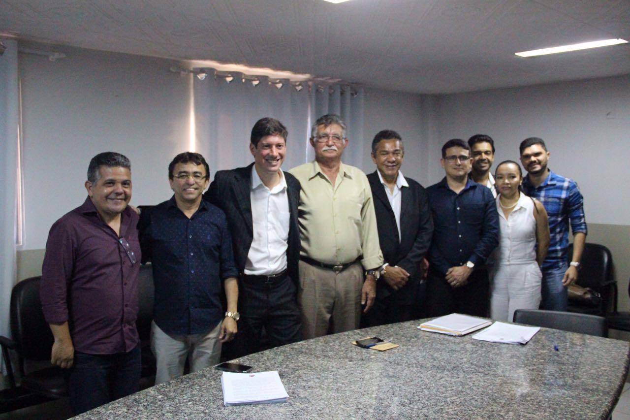 WhatsApp Image 2018 09 12 at 4.46.25 PM 2 - ELEIÇÃO NA FPF: Registro de chapa de Eduardo Araújo confirma tese de chapa única