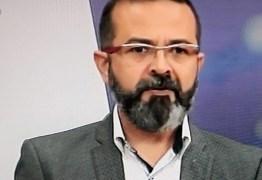 Tárcio Teixeira lamenta o falecimento da presidente do CRESS, Eurydice Brandão