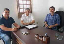 Vice-prefeito e vereador de Queimadas anunciam apoio a Lucélio e Micheline