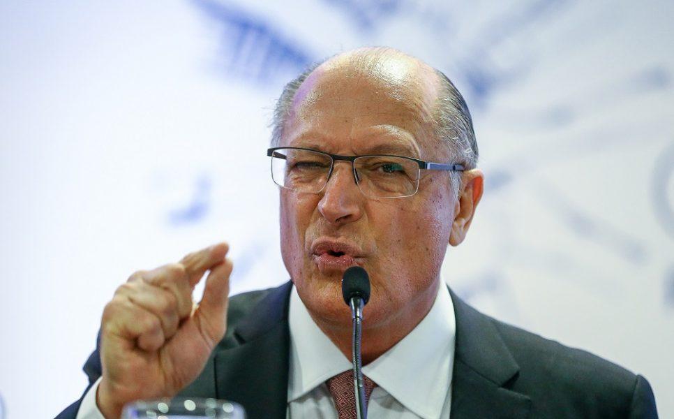 alckmin des - Flerte entre tucanos paraibanos e Jair Bolsonaro seria sintoma do enfraquecimento de Alckmin