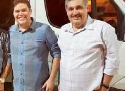 """OUÇA – Anderson Monteiro continua na base de Lucélio e sentencia sobre possível rompimento: """"Existiu uma falsa polêmica"""""""