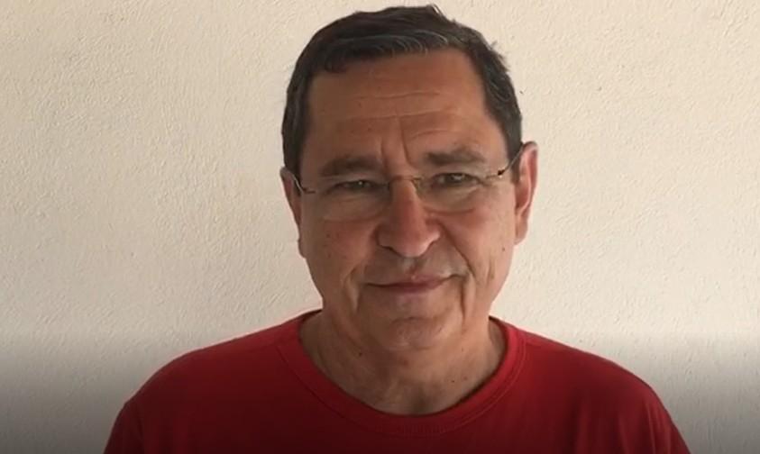 anisio maia - 'GOLPE DENTRO DO GOLPE': Anísio Maia protesta contra impugnação da candidatura de Lula - VEJA VÍDEO