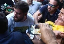 bolso 8 - UM RASTILHO DE SANGUE: Não há uma grande tragédia no esfaqueamento de Bolsonaro, fato inteiramente previsível - Por Gilvan Freire