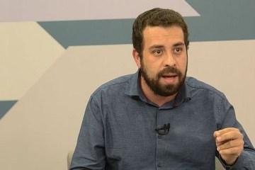 Guilherme Boulos diz, no Rio, que dará indulto a Lula se for eleito