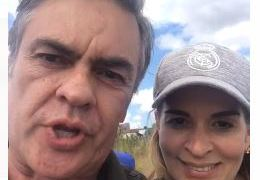 VEJA VÍDEO: 'Estamos bem, não se preocupem', Cássio e Daniella gravam mensagem para tranquilizar eleitores