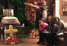 Corpo de Mr. Catra é velado em SP -Filho fala sobre o pai durante Velório: VEJA VÍDEO