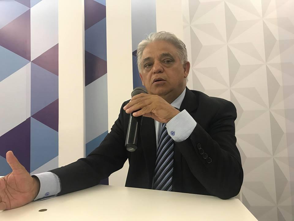 cláudio lima - VEJA VÍDEO: 'O Ministério de Segurança Pública veio para ficar', afirma o secretário de Segurança Pública Cláudio Lima