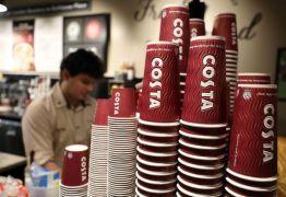Em busca de maior diversidade no mercado global Coca Cola compra rede de cafeterias