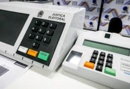 TRE substitui 24 urnas em duas horas de votação, na PB