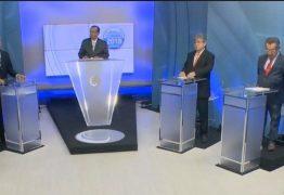 TV Correio/Record TV realizam debate com candidatos ao Governo da Paraíba – VEJA VÍDEO!