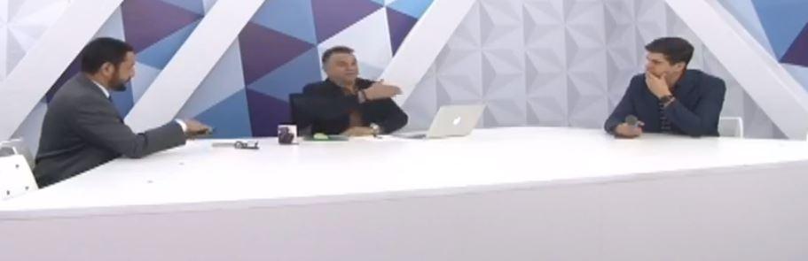 debate 13092018 - VEJA VÍDEO: 'As pesquisas servem para os políticos como bússolas que apontam um caminho', afirma Emanoelton Borges