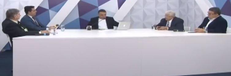 debate 24092018 - VEJA VÍDEO: 'A grande imprensa corrupta deste país teme Bolsonaro', afirma Ruy Galdino