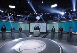 VEJA VIDEO: candidatos a presidente participam de debate na Record e atacam Bolsonaro e Haddad