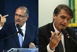 'O histórico do Bolsonaro é o pior possível', dispara Geraldo Alckmin