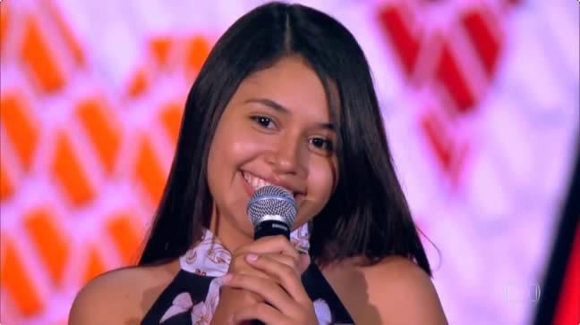 eduarda brasil 11 03 2018 - DA PARAÍBA PARA O MUNDO: Vencedora do 'The Voice Kids', Eduarda Brasil comemora primeiro show no exterior