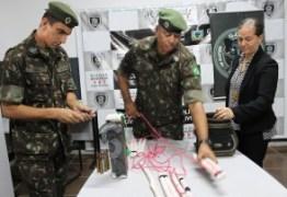 Operação Dínamo VI: Exército fiscalizará empresas da Paraíba contra desvio de explosivos