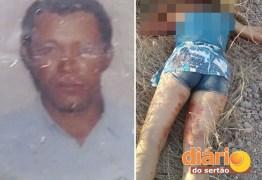 IMAGENS FORTES! Em menos de 12 horas, homem e mulher assassinados na região de Sousa
