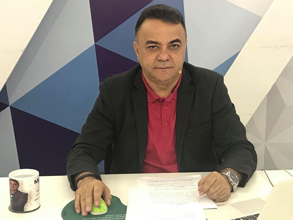 gutemberg cardoso vermelho e preto - VEJA VÍDEO: O poder público precisa equipar-se para enfrentar o poder de fogo dos criminosos -Por Gutemberg Cardoso