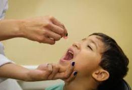 Campanha de Vacinação contra Poliomielite e Sarampo é prorrogada em João Pessoa