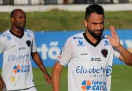 Botafogo-PB encerra ciclo de renovações e se volta apenas para novas contratações