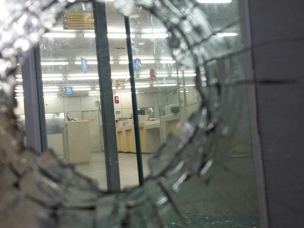 larissa pereira agencia correios - Três agências dos Correios são assaltadas em menos de 5 horas na PB
