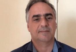 BOLETIM MÉDICO: Hospital divulga que Lucélio Cartaxo está 'bem e estável'