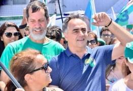 Eduardo Jorge participa de passeata em João Pessoa neste sábado