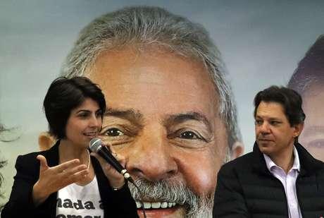 lula haddad 1 - PT da Paraíba inaugura nesta quinta-feira Comitê Lula-Haddad-Manu, em João Pessoa