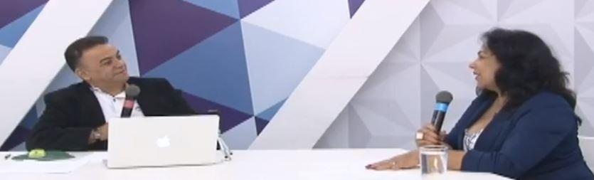 madalena abrantes - VEJA VÍDEO: Madalena Abrantes faz avaliação do seu mandato e fala sobre expectativa para próxima eleição da Defensoria Pública do Estado