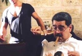 VEJA VÍDEO: Enquanto Venezuelanos passam fome, Maduro come churrasco de luxo em Istambul