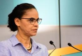 """Marina é acusada de """"furar fila"""" na Bahia, dá bronca em comitiva e se desculpa"""