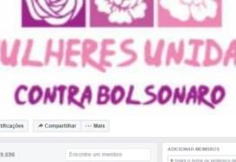Grupo 'Mulheres Unidas contra Bolsonaro' é invadido e administradores são ameaçadas por eleitores do ex-militar