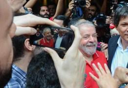Haddad: 'Como vice e advogado, vou defender Lula até o último recurso'