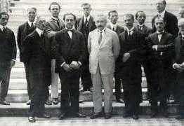 Albert Einstein visitou o Museu Nacional do Rio em 1925