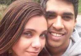 Ex-marido de Lulu Santos namora com mulher