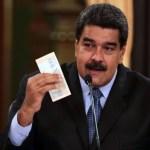 nicolás maduro salário minimo - Twitter libera Maduro para divulgar 'gotas milagrosas' contra Covid-19, remédio sem comprovação