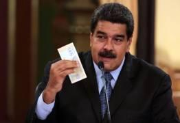 Nicolás Maduro anuncia aumento de 35 vezes no salário mínimo Venezuelano