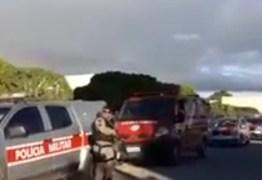 Operação policial prende duas pessoas suspeitas de homicídio no Litoral Sul da PB