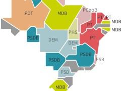 IBOPE: Saiba quem está ganhando a disputa pelo governo dos estados