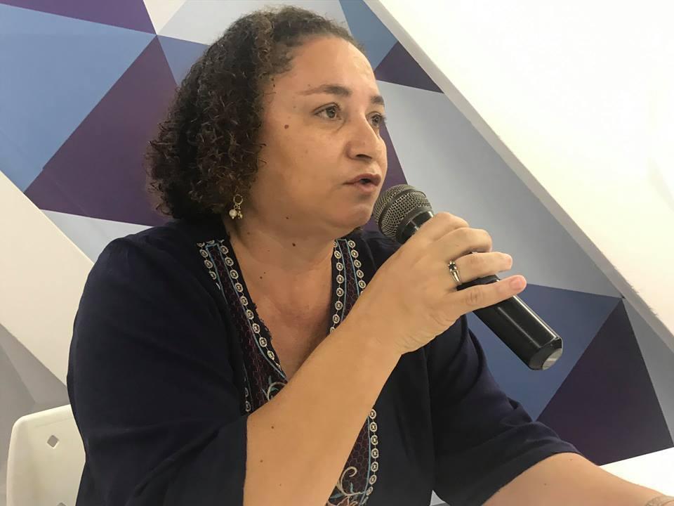 rama dantas master news pré candidata pstu 2 - Rama Dantas participa de roda de discussão sobre segurança pública na ADEPDEL