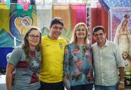 Raoni Mendes recebe apoio da Renovação Carismática na disputa por vaga de deputado estadual