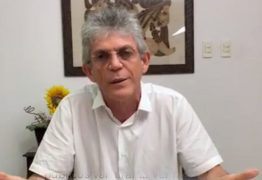 """PARTIU PARA BRIGA: Em live, Ricardo diz que oposição precisa explicar relação com crime organizado em Campina; citou """"Romarinho"""" e """"Valquíria Jane"""""""
