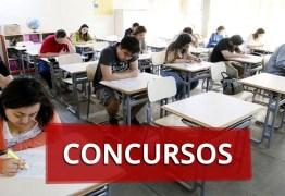 Cinco prefeituras paraibanas abrem concursos com remunerações de até R$ 8 mil