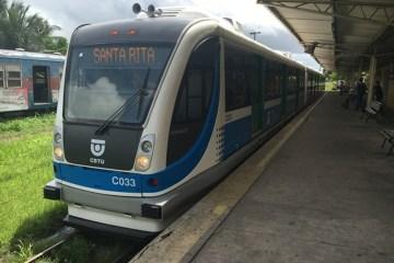 trensvltpb - FERIADÃO: VLTs Urbanos de João Pessoa param na próxima sexta-feira