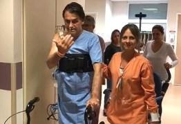 Quadro clínico de Bolsonaro evolui sem sinal de infecção, diz hospital