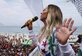Valeska Popozuda se apresenta na Parada do Orgulho LGBTQ+ em João Pessoa