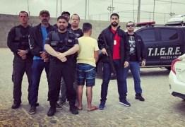 50 FACADAS: Suspeito de matar vereador Silvânio Barbosa é preso na Paraíba