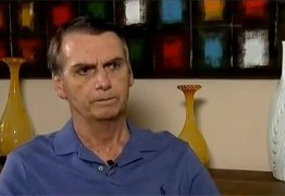 Bolsonaro rebate Ricardo Coutinho: 'Barbárie é a corrupção e ofender com kit gay'