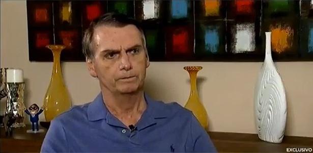 04out2018 jair bolsonaro concede entrevista a tv record 1538704059935 615x300 - Bolsonaro quer ir a debates para se firmar como anti-PT